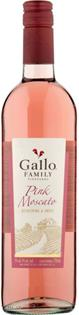 Gallo Family Vineyards Pink Moscato 1.50l - Case of 6